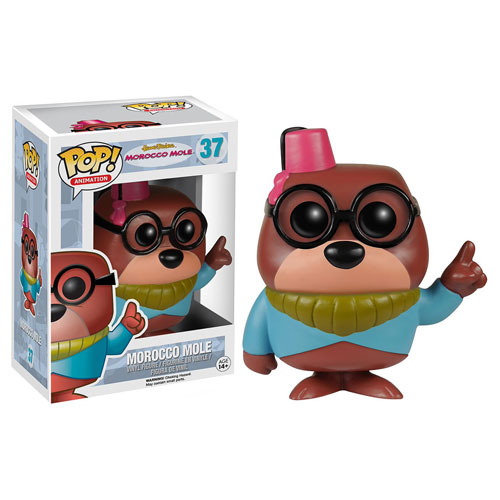 Funko Pop! Animation 37: Hanna Barbara - Morocco Mole
