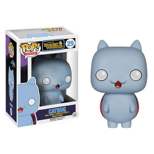 Funko Pop! Animation 25: Bravest – Warriors Catbug