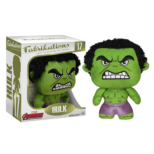 Fabrikations 17: Marvel Age of Ultron – Hulk