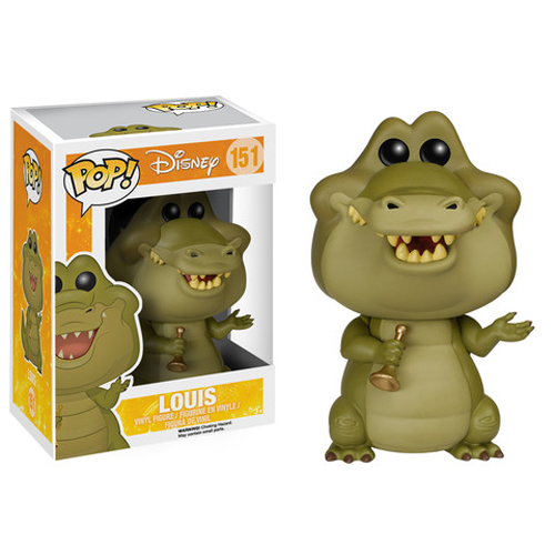 Funko Pop! Disney 151: Princess and the Frog – Louis