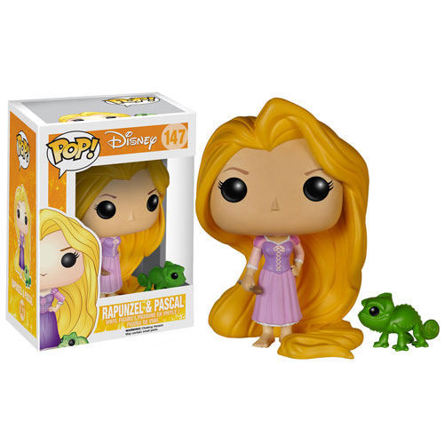 Funko Pop! Disney 147: Tangled – Rapunzel & Pascal