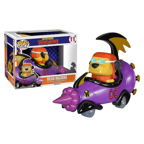 Funko Pop! Rides 11: Muttley with Mean Machine