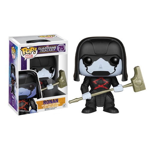 Funko Pop! Marvel 75: Guardians of the Galaxy - Ronan