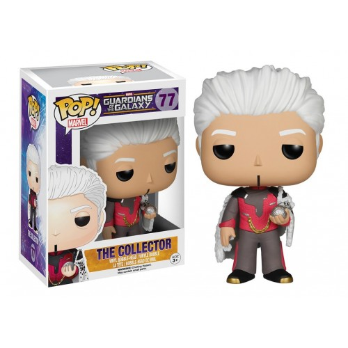 Funko Pop! Marvel 77: Guardians of the Galaxy – The Collector
