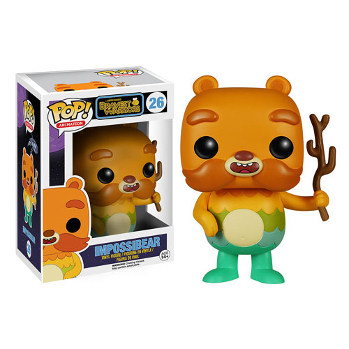 Funko Pop! Animation 26: Bravest Warriors – Impossibear