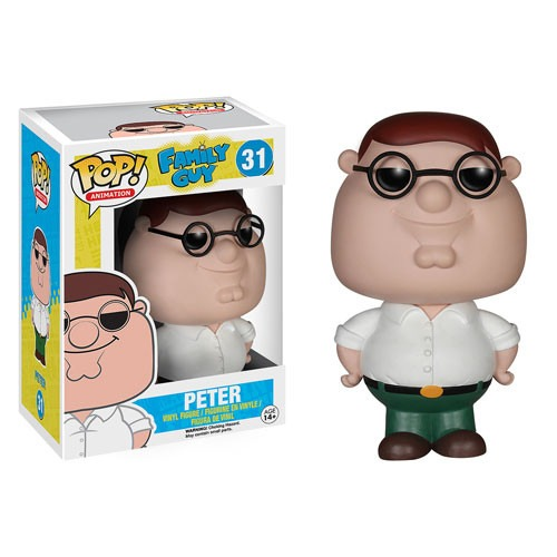 Funko Pop! Animation 31: Family Guy - Peter Griffin