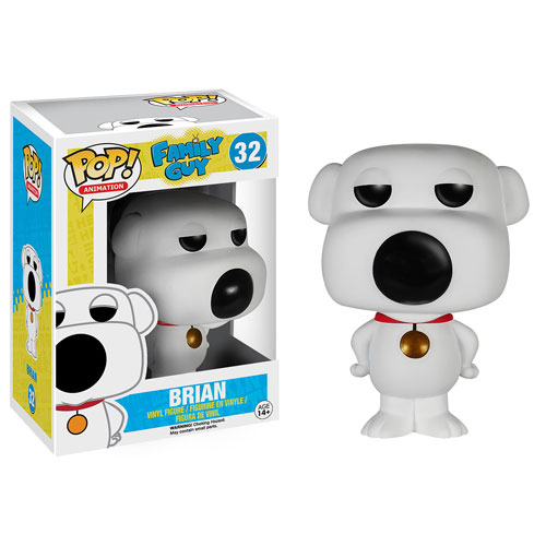 Funko Pop! Animation 32: Family Guy – Brian Griffin
