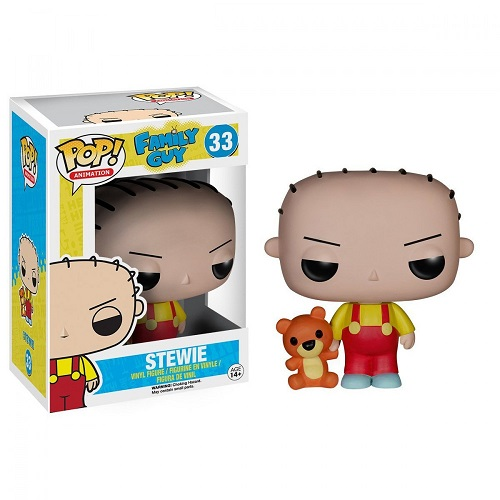 Funko Pop! Animation 33: Family Guy - Stewie