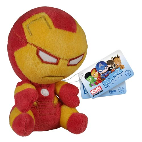 Plush: Marvel - Iron Man