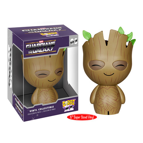 "Dorbz XL 03: Guardians of the Galaxy - Groot [6""]"