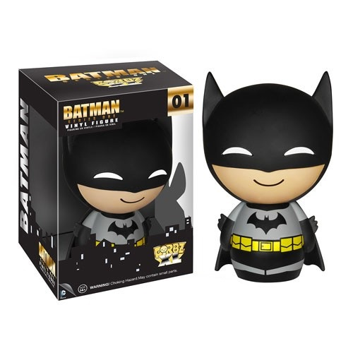 Dorbz XL 01: Batman 6""