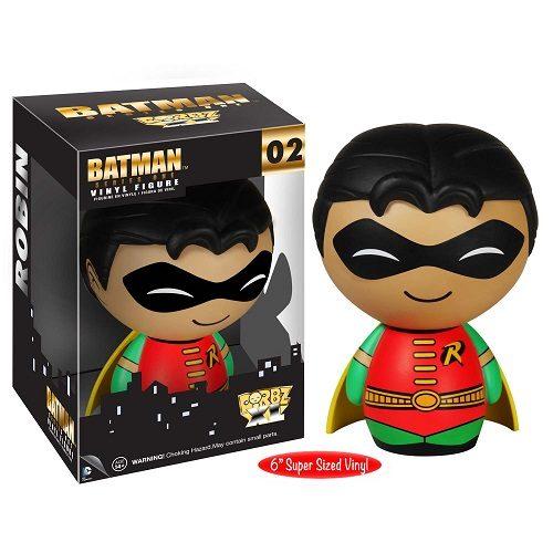 "Dorbz XL 02: Batman - 6"" Robin"