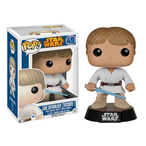 Funko Pop! Star Wars 49: Luke Skywalker (Tatooine)