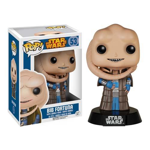 Funko Pop! Star Wars 53: Bib Fortuna