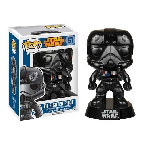 Funko Pop! Star Wars 51: The Fighter Pilot