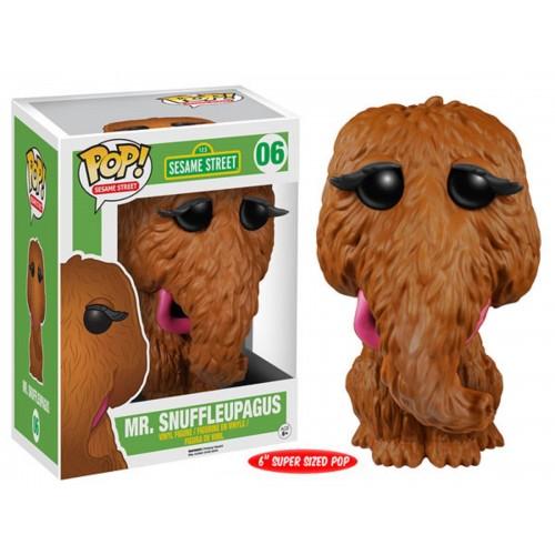 "Funko Pop! Sesame Street 06: Snuffleupagus [6""]"