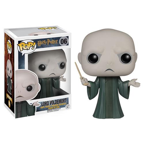 Funko Pop! Movies 06: Harry Potter - Voldemort