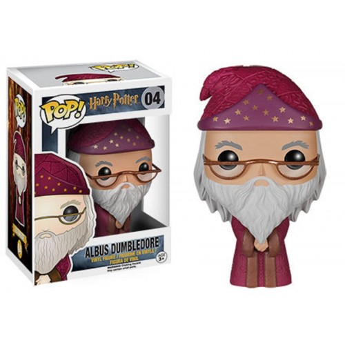 Funko Pop! Harry Potter 04: Albus Dumbledore
