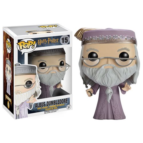 Funko Pop! Movies 15: Harry Potter - Albus Dumbledore