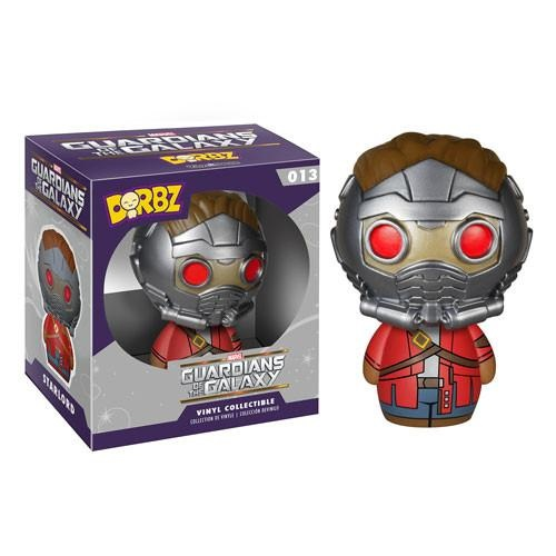 Dorbz 13: Guardians of the Galaxy - Starlord (Vinyl Figure)
