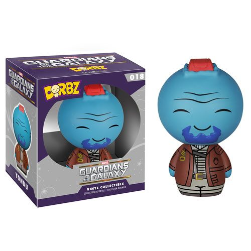 Dorbz 18: Guardians of the Galaxy – Yondu
