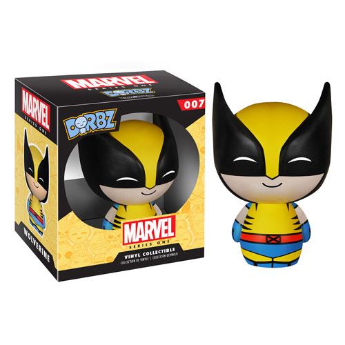 Dorbz 07: X-Men - Wolverine (Vinyl Figure)