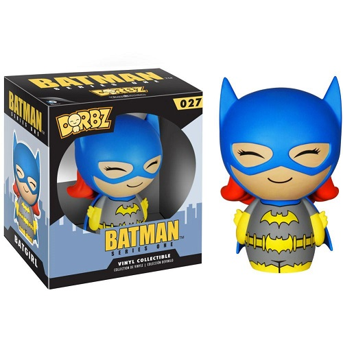 Dorbz 27: Batman - Batgirl (Blue Suit)