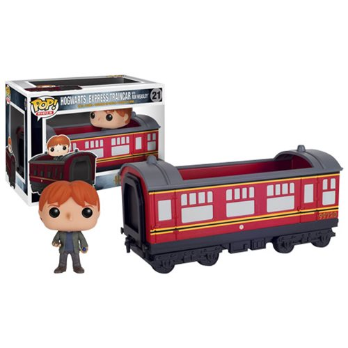 Funko Pop! Rides 21: Ron with Hogwarts Carriage