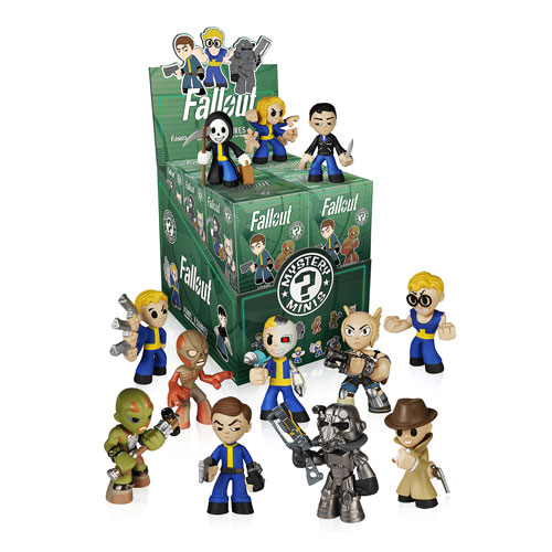Funko Mini Figures: Fallout