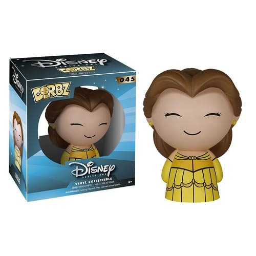 Dorbz 45: Beauty and the Beast – Belle