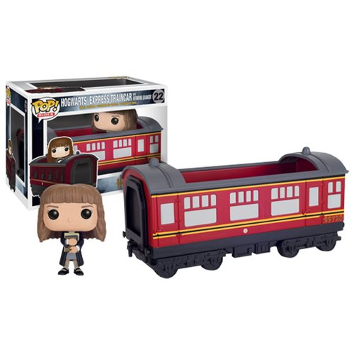 Funko Pop! Rides 22: Hermione with Hogwarts Carriage