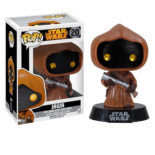 Funko Pop! Star Wars 20: Jawa