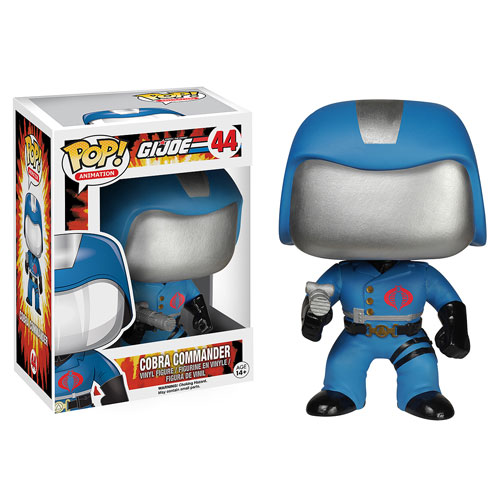 Funko Pop! Animation 44: GI Joe - Cobra Commander