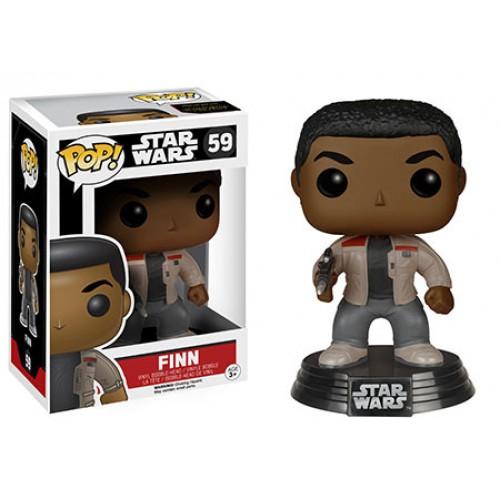 Funko Pop! Star Wars 59: The Force Awaken - Finn