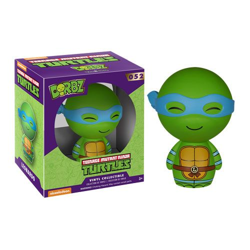 Dorbz 52: Teenage Mutant Ninja Turtles – Leonardo