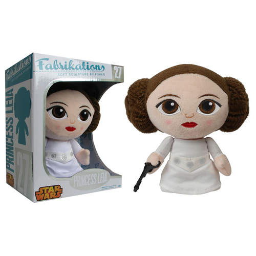 Fabrikations 27: Princess Leia