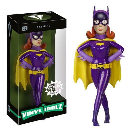 Vinyl Idolz: Classic Batman – 66 Batgirl