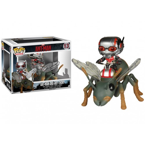 Funko Pop! Rides 13: Ant-Man & Ant-thony