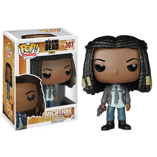 Funko Pop! TV 307: The Walking Dead - Michonne Police
