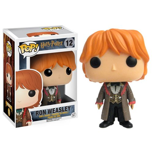 Funko Pop!  Movies 12: Harry Potter - Ron Weasley