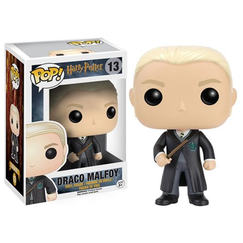 Funko Pop! Movies 13: Harry Potter – Draco Malfoy