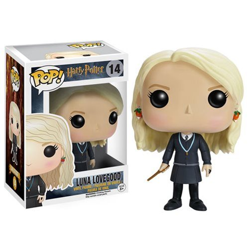 Funko Pop! Movies 14: Harry Potter - Luna Lovegood