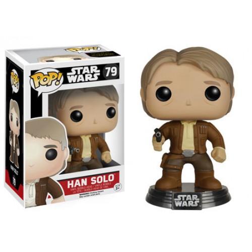 Funko Pop! Star Wars 79: The Force Awaken - Han Solo