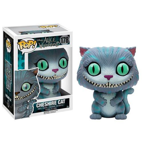 Funko Pop! Disney 178: Alice in Wonderland - Cheshire Cat