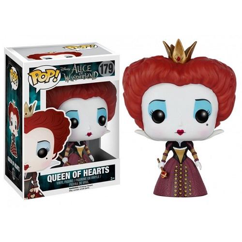 Funko Pop! Movies 179: Alice Wonderland - Queen of Hearts