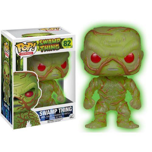 Funko Pop! Heroes 82: Swamp Thing (GitD PX)