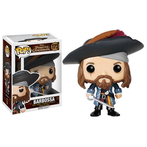 Funko Pop! Disney 173: Pirates of the Caribbean – Captain Barbossa
