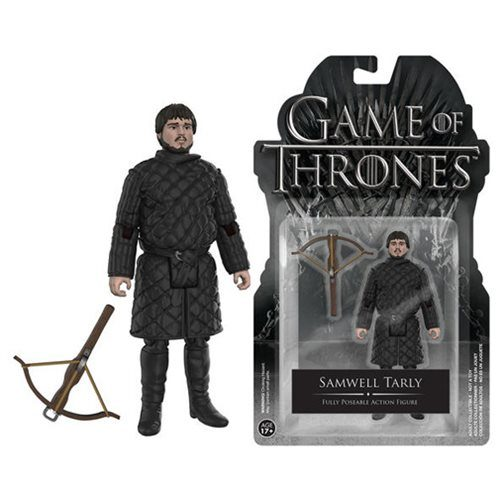 Action Figure: Game of Thrones - Samwell Tarly