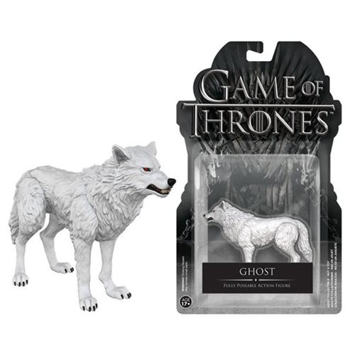 Action Figure: Games of Thrones – Ghost