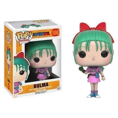 Funko Pop! Animation 108: Dragonball – Bulma